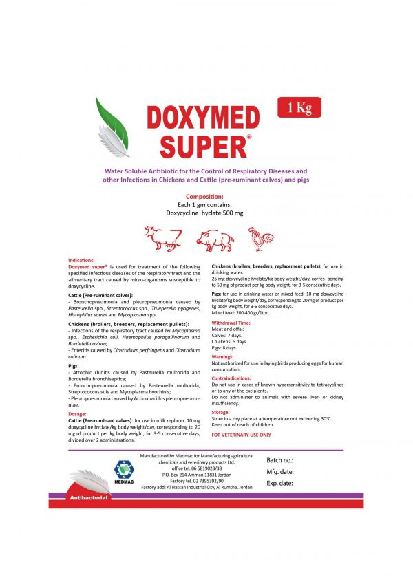 doxymed super