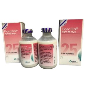 Porcilis PCV M Hyo